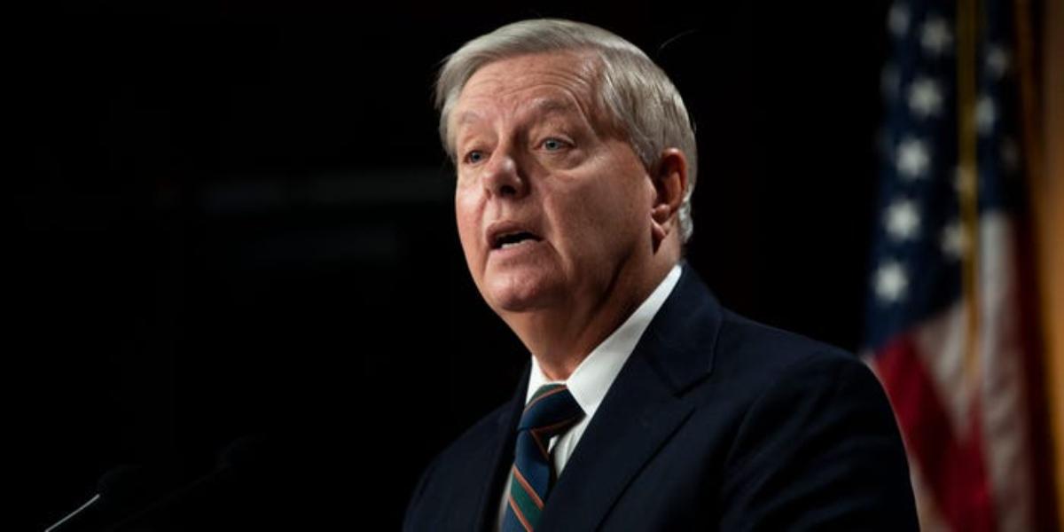 Lindsey Graham US Afghanistan withdrawal