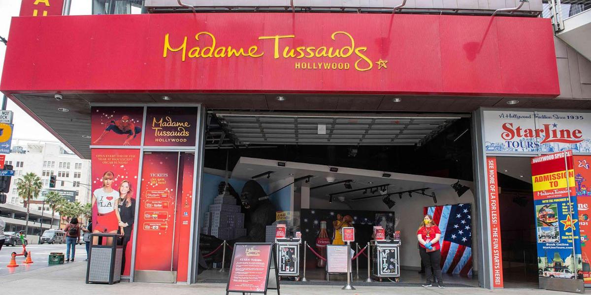 Madame Tussauds Opening in Dubai