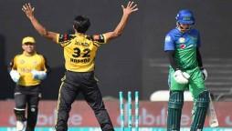 PSL 2021: Multan Sultan Sets A Target Of 207 Runs For Peshawar Zalmi