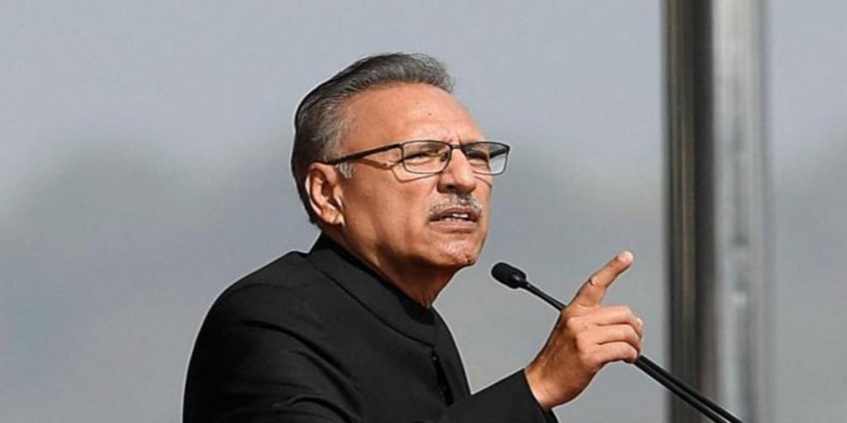 President Alvi Demands Action Against Loose State Control Of Uranium In India