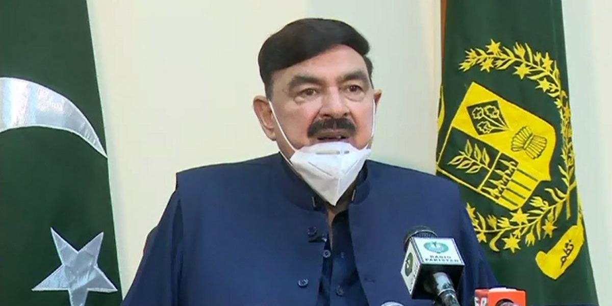 World failed to make Pakistan a scapegoat for Afghanistan Crisis: Sheikh Rashid