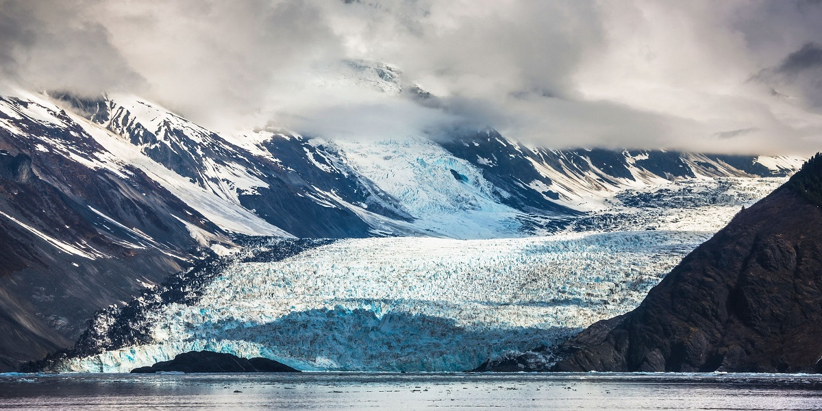 Alaska experienced an ice quake due to the recent heat wave