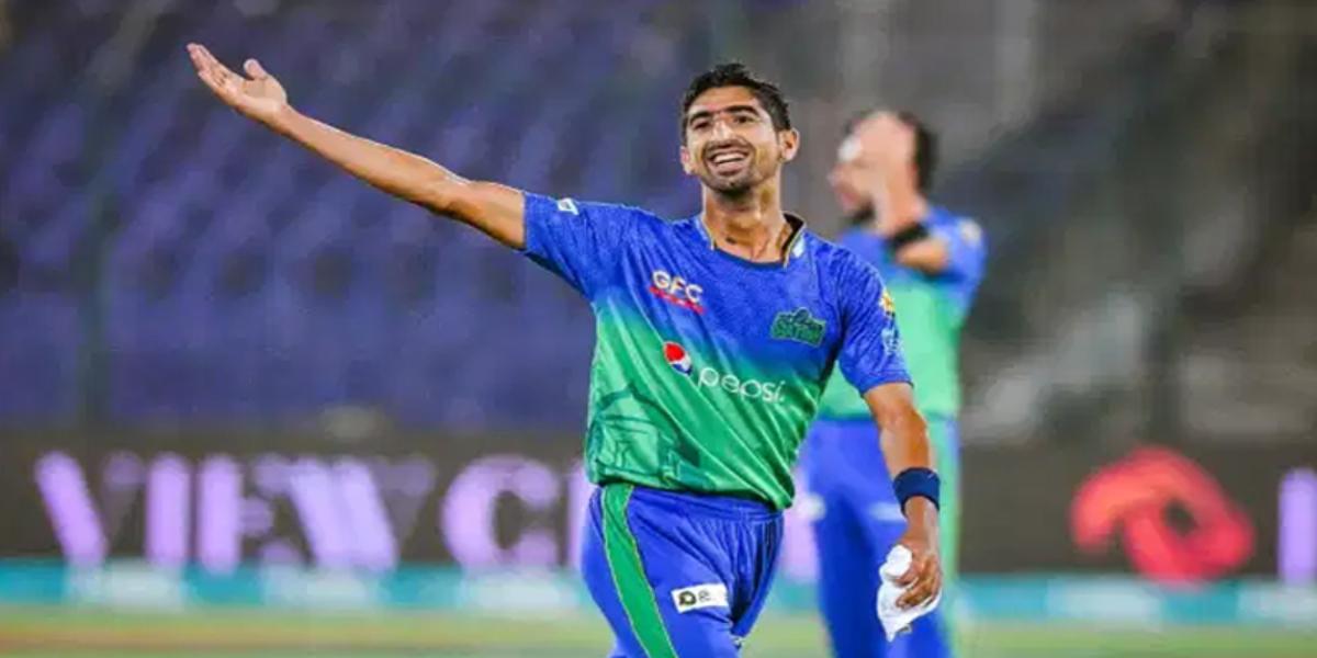 Shahnawaz Dahani PSL 2021 victory