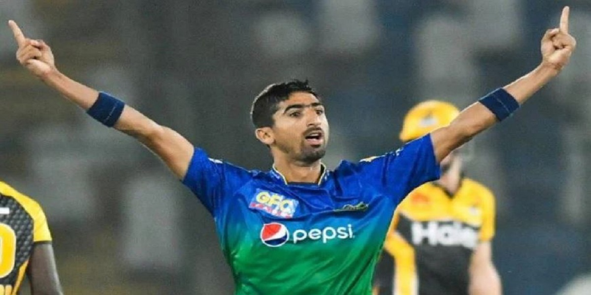 Shahnawaz Dhani expressed his desire to take the wicket of Babar Azam