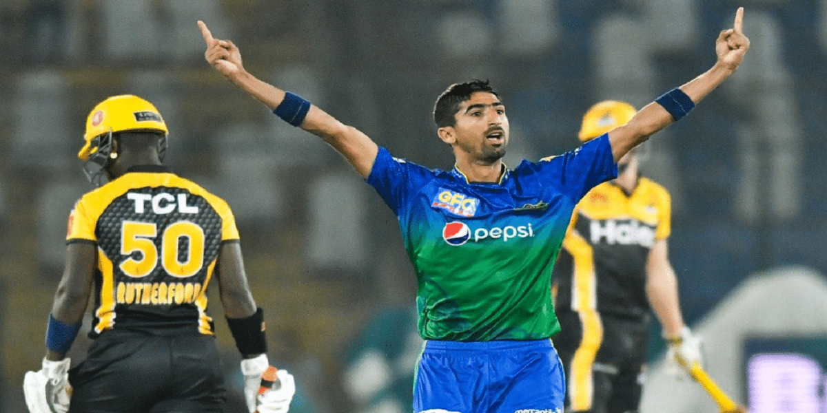 Shahnawaz Dahani is delighted after leading the PSL 2021 wickets chart.