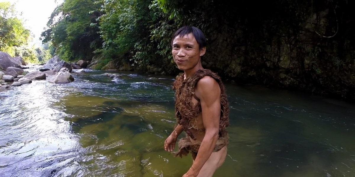 Real-Life Tarzan