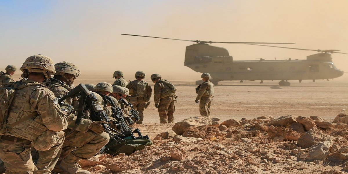 Afghanistan: Violent Clashes Escalate As US Forces Withdraw