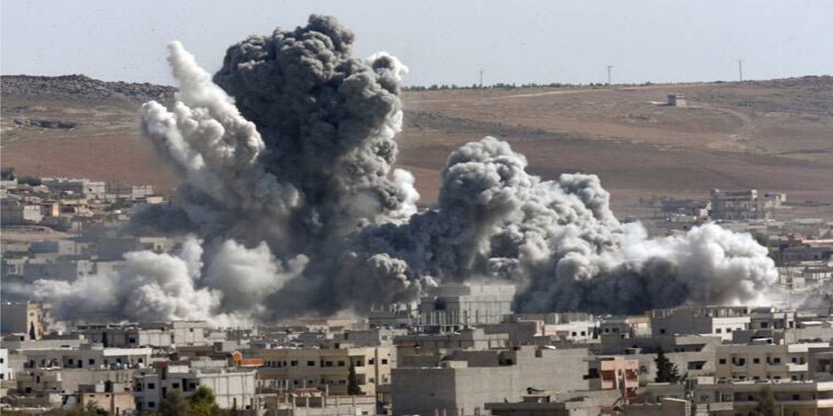 The US Carries Out Airstrike Against Iran-Backed Militia in Iraq, Syria