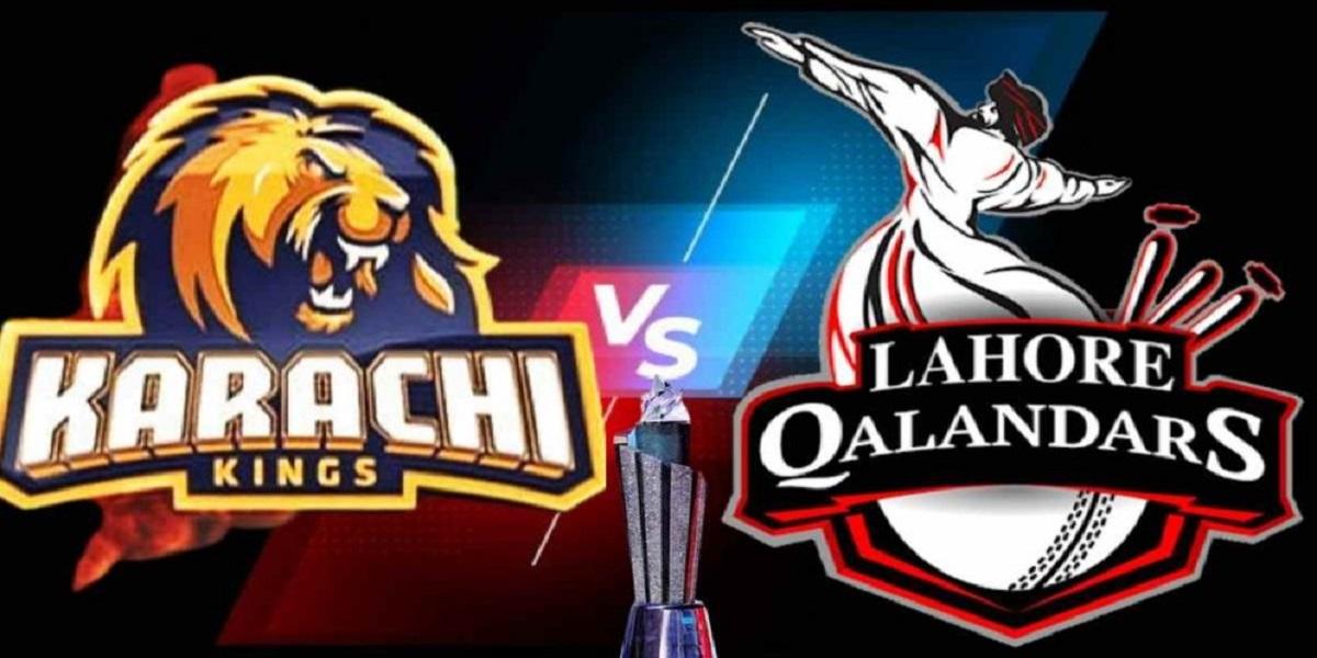 PSL 2021: Karachi Kings Vs Lahore Qalandars, Match No. 26