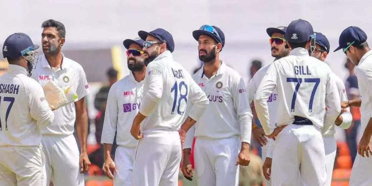 WTC 21 Final India's squad