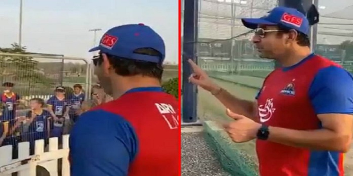"""WATCH: Wasim Akram gives young cricketers the """"Key to Success"""""""
