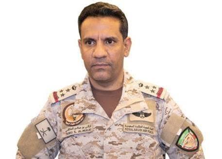 Brigadier-General Turki Al-Maliki