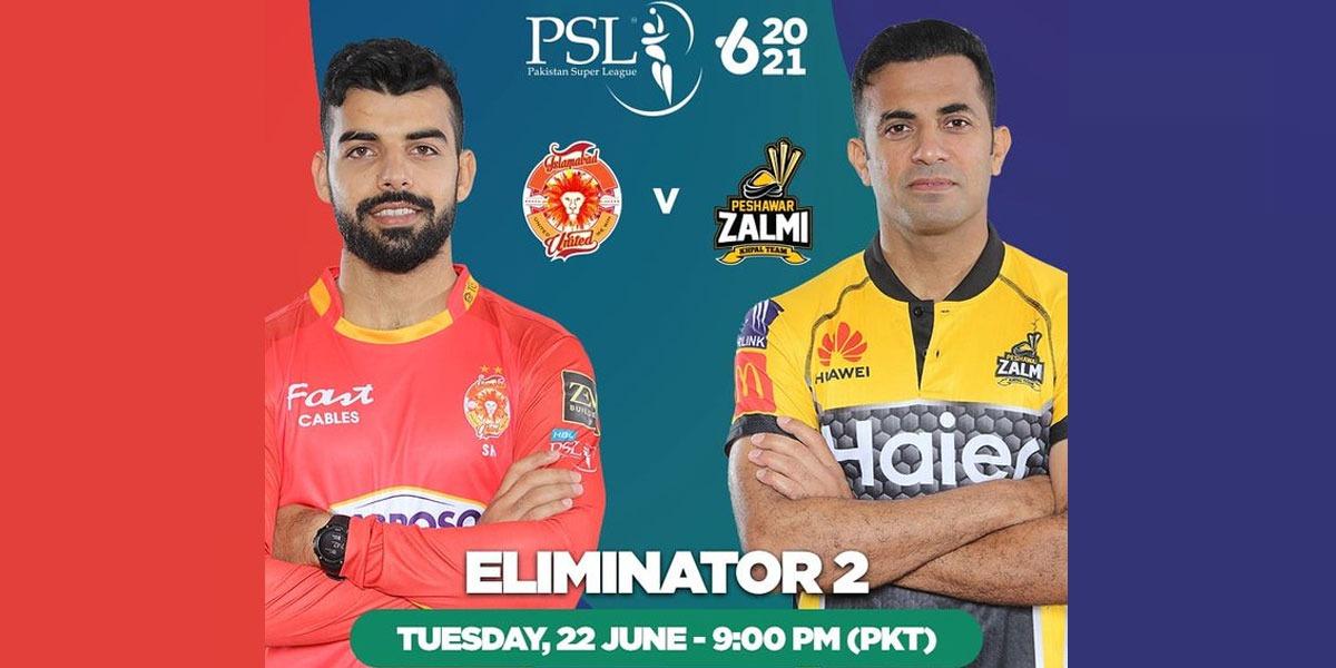 PSL 2021 Eliminator 2