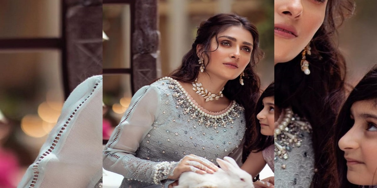 Ayeza Khan Stunning Pictures From Recent Photoshoot