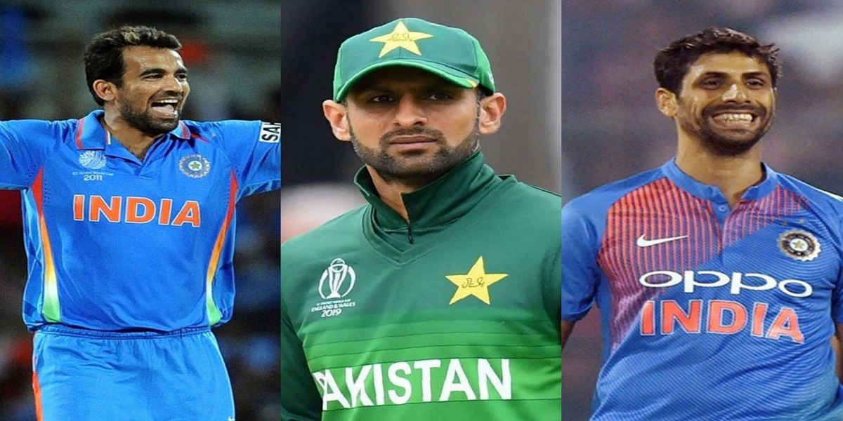 Shoaib Malik discloses why Zaheer Khan and Ashish's Nehra were so successful against Pakistan