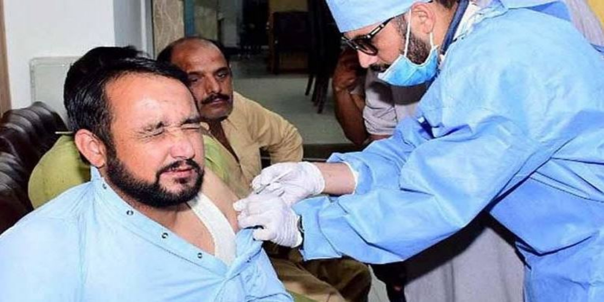 Pakistan's 10% population fully vaccinated: Health Secretary