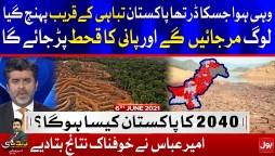 Pakistan in 2040   Tabdeeli   Ameer Abbas   6 June 2021   Complete Episode