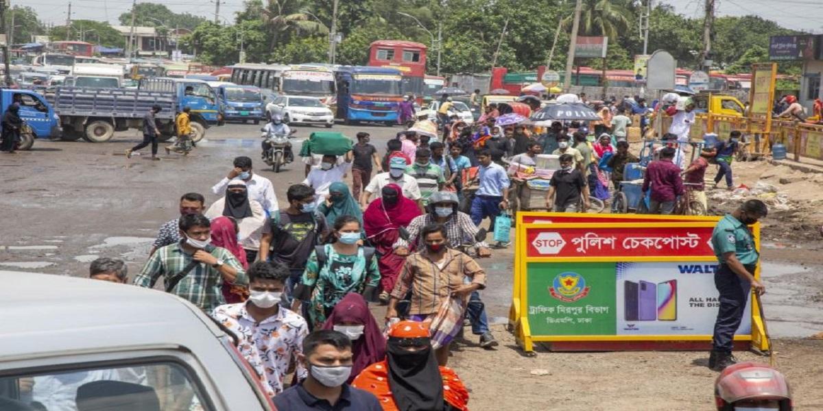 Bangladesh: Thousands Stranded Ahead of Lockdown