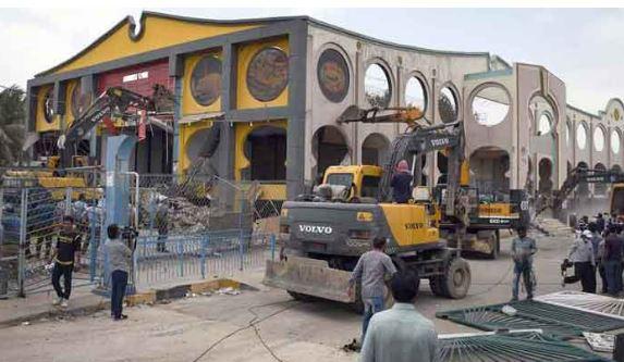 aladdin demolation