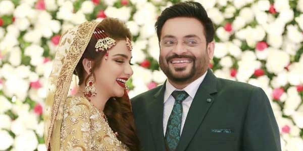 Aamir Liaquat divorce