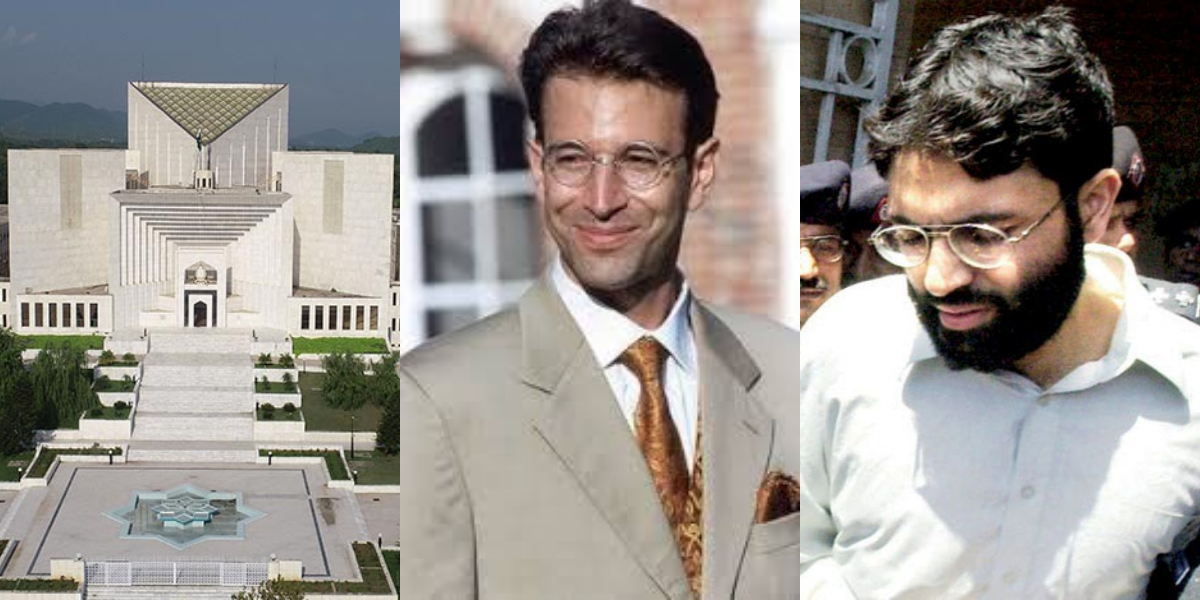 Notice Issued To Sindh Over Daniel Pearl Case Accused Plea