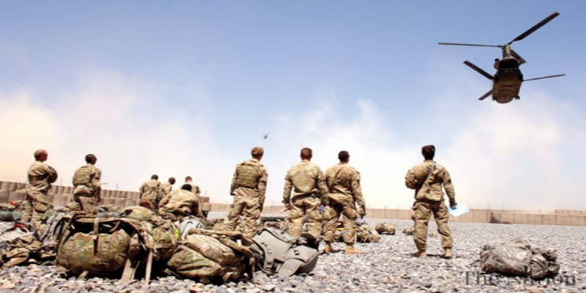 US To Hand Over Its Main Bagram Air Base To Afghan Forces In 20 Days