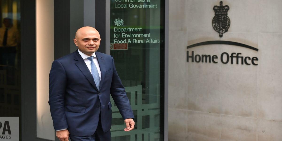 Pakistani-British Sajid Javid: Know More About UK's New Health Minister