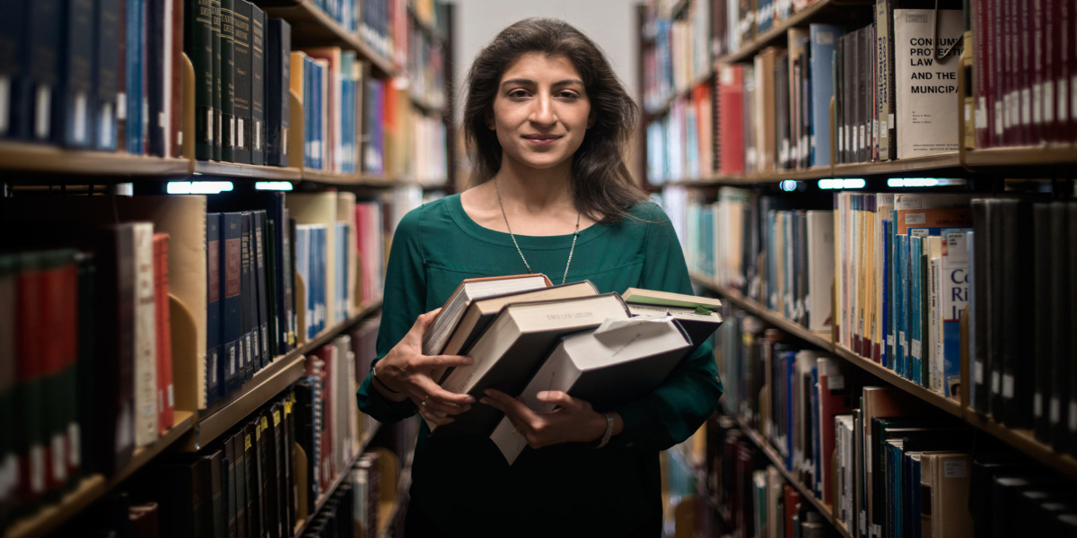Lina Khan: Pakistani-American Picked Up For Top Post In US