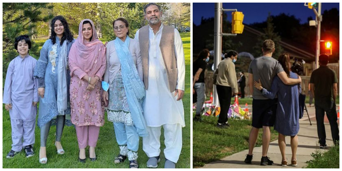 Canada: Hate Attack Kills 4 Members Of Pakistan-Origin Muslim Family