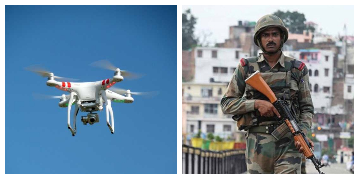 India Claims To Intercept Two More Drones In Military Area Of Occupied Kashmir