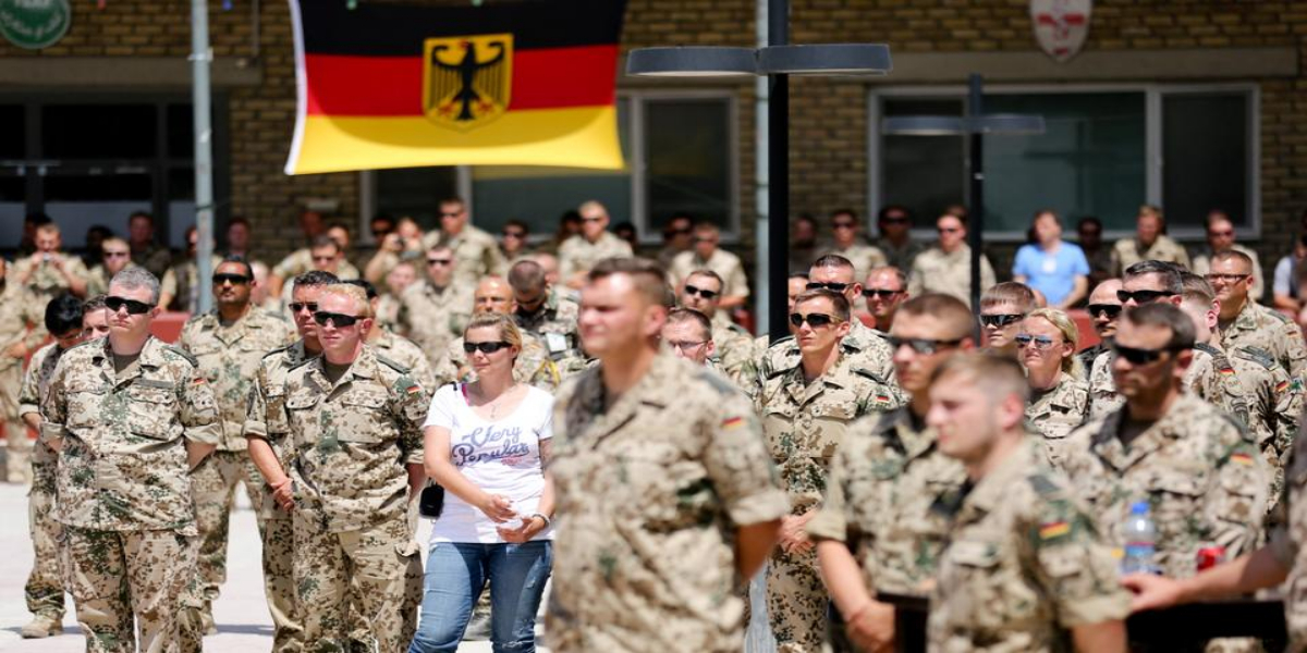 Germany Ending Its Nearly Two-Decade-Long Mission In Afghanistan