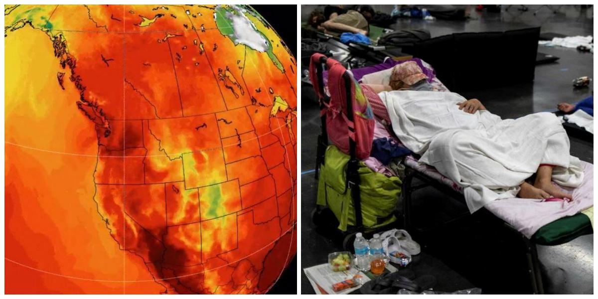 Heatstroke Kills 69 In Canada, Heat Wave Intensifies In US