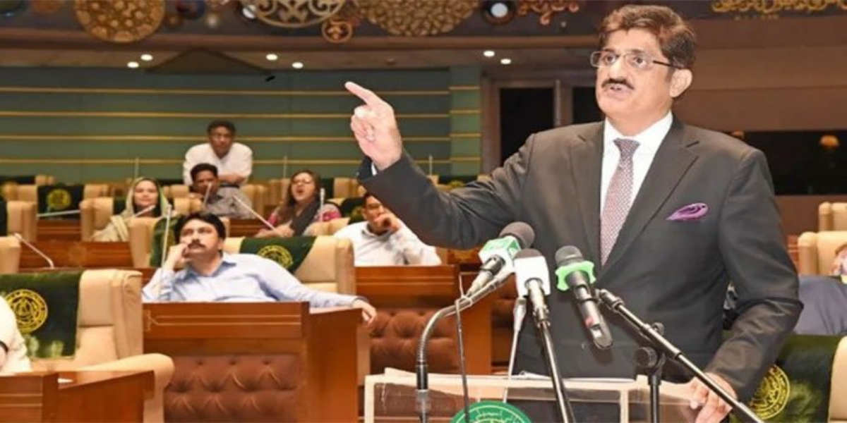 Sindh: Murad Ali Shah To Present Budget Of Over Rs14 Trillion Today