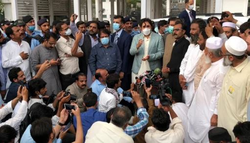 bilawal press conference