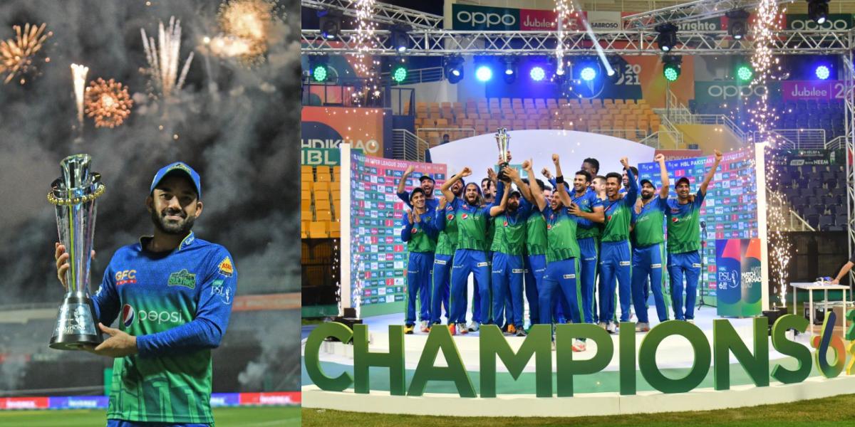 Multan Sultans Win PSL 6