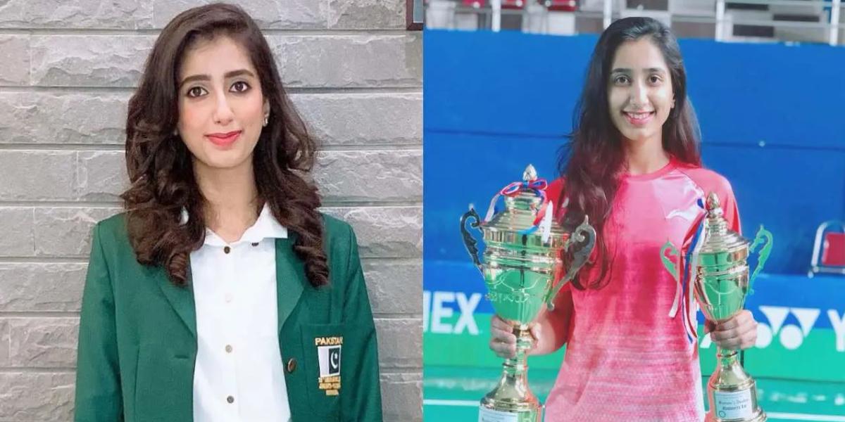 Mahnoor Shahzad Olympics 2021