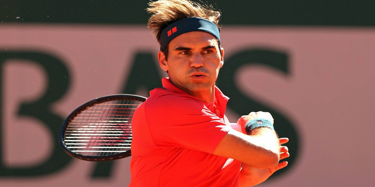 Roger Federer qualified to the second round of the ATP tournament
