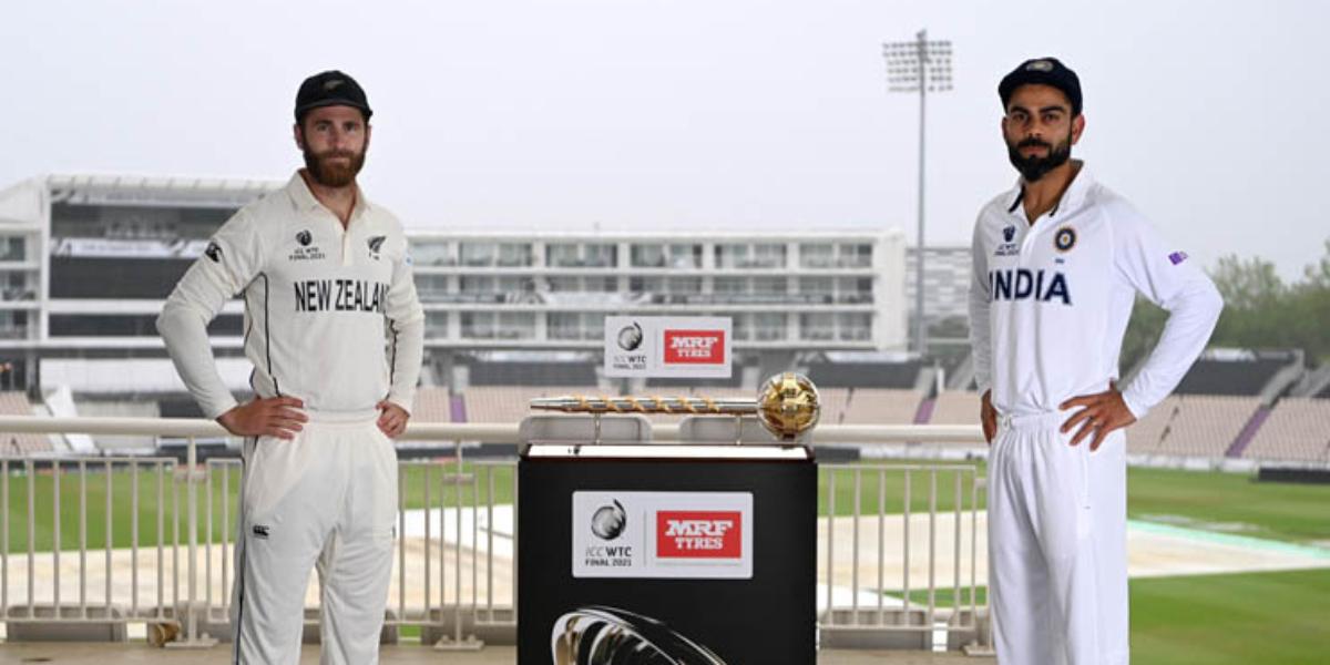 WTC 2021 Final India vs New Zealand