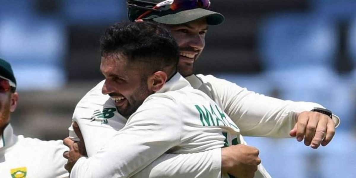 South Africa wins test series