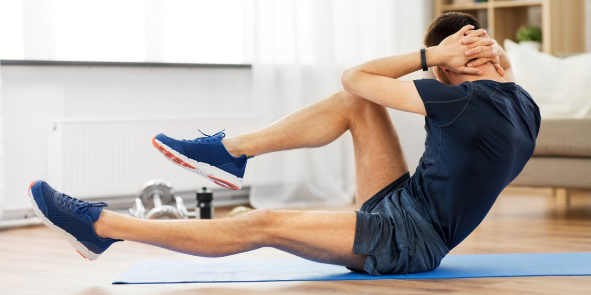 double crunches Benefits And precautions