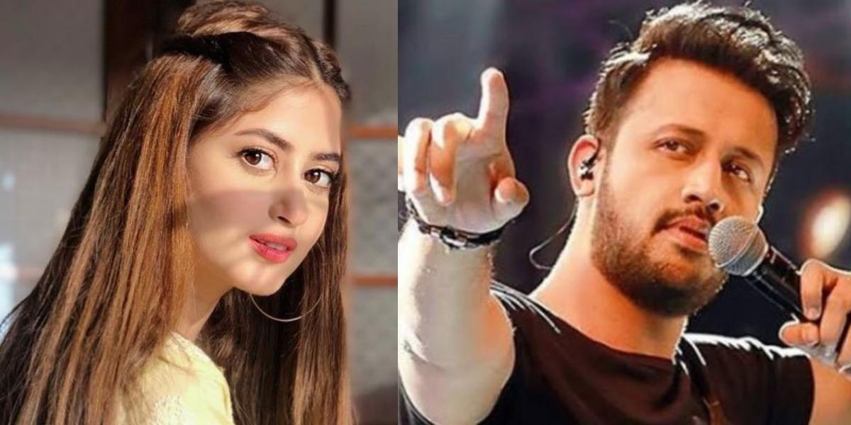 Sajal Atif new music video