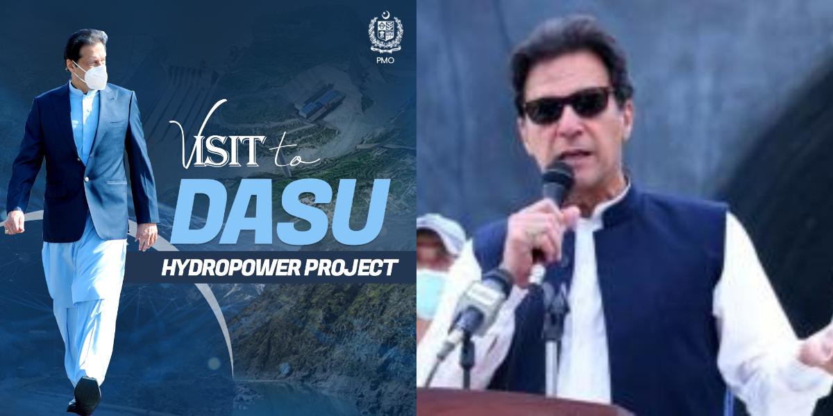 Dasu Hydropower Project PM Imran