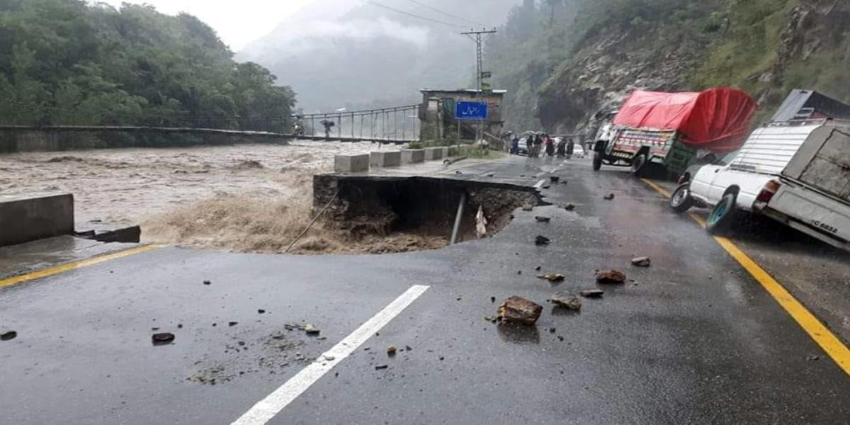 Heavy Rains Pakistan