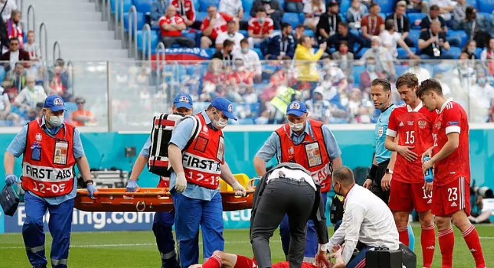 Mario Fernandes injured