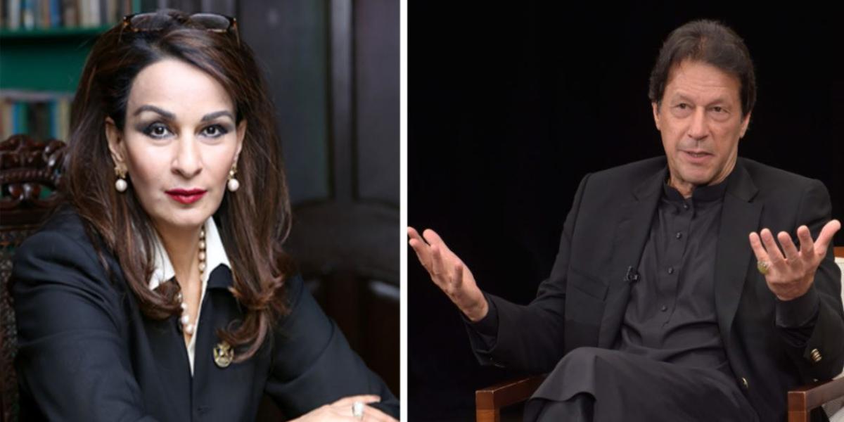 Sherry Rehman taunts PM Imran