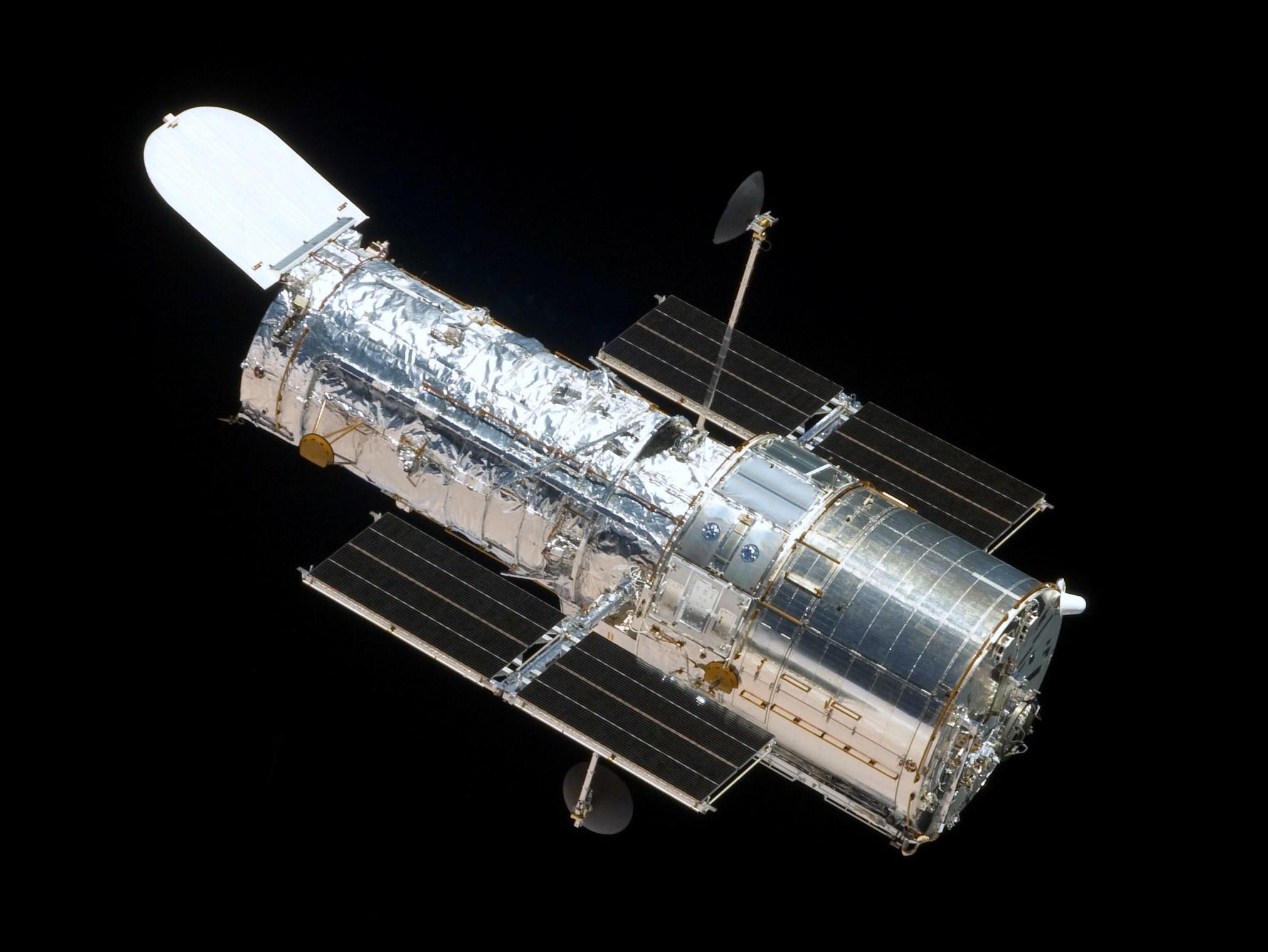 NASA'S Hubblespace Telescope failure