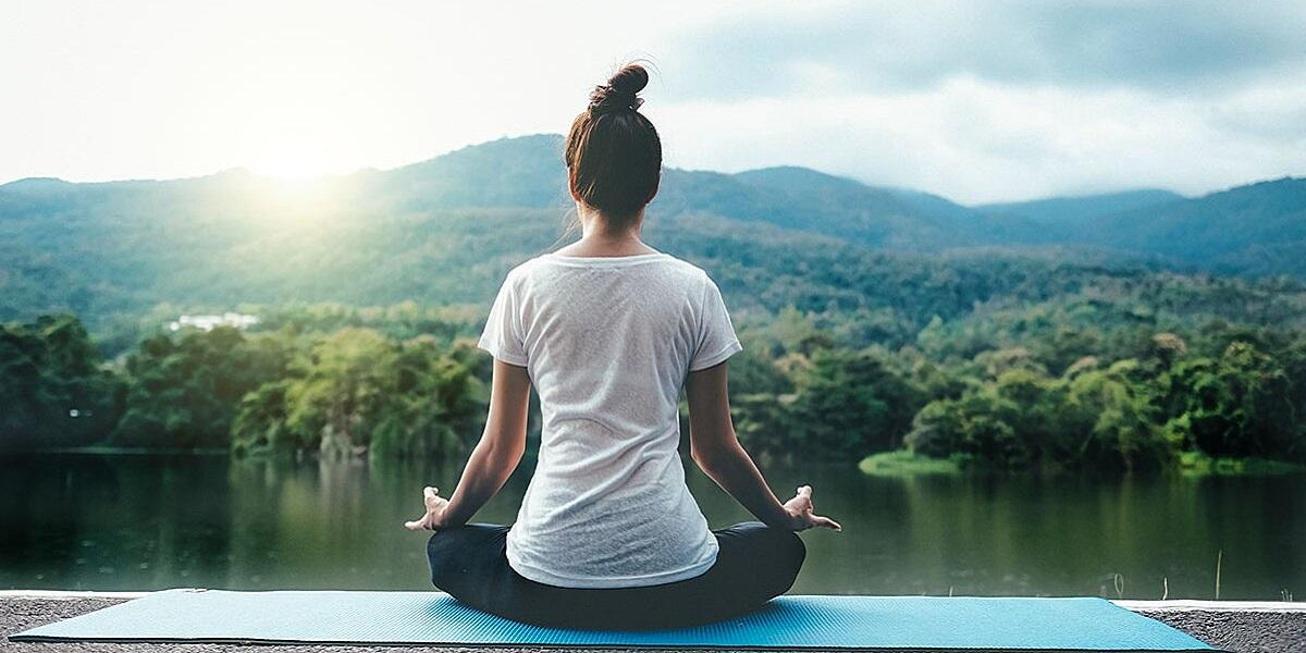 Yoga techniques that help to balance hormones disorders