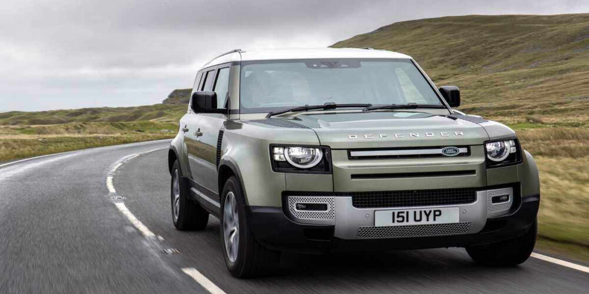 Jaguar Land Rover is going to test hydrogen fuel cell-powered Defender