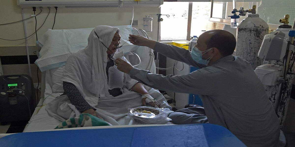 COVID-19 Pandemic Out of Control in Afghanistan