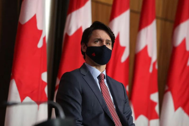 Trudeau condemned the attack